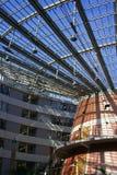 Universidad interior Fotografía de archivo libre de regalías