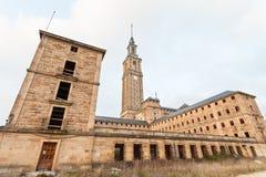 Universidad Laboral de Gijón Fotografía de archivo libre de regalías