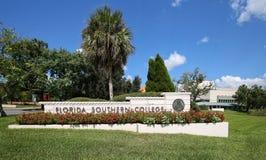 Universidad meridional de la Florida fotografía de archivo