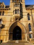 Universidad Oxford de ChristChurch fotos de archivo