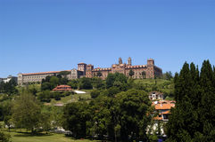Universidad Pontificia en Comillas, Cantabria Spain Royalty Free Stock Images