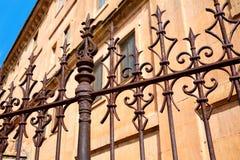 Universidad Pontificia university in Salamanca. Of Spain royalty free stock photo