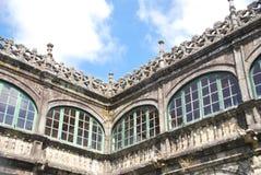 Universidad Santiago de Compostela Imagen de archivo libre de regalías