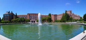 Universidad Seattle de Washington fotografía de archivo