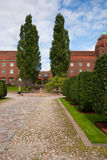 Universidad técnica. Estocolmo, Suecia Imagenes de archivo