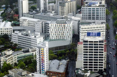 Universidad Tecnológica de Auckland - AUT Fotografía de archivo libre de regalías