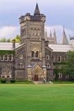 Universidad Toronto Imagen de archivo libre de regalías