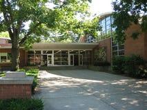 Universidad verde de la montaña Imágenes de archivo libres de regalías