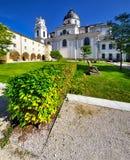 Universidad vieja de Salzburg imagen de archivo
