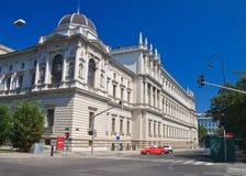 universidad viena austria fotografía de archivo
