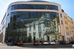 Universidad - Wroclaw Imagenes de archivo