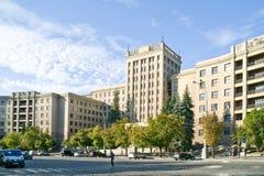 Universidade Foto de Stock
