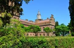 Universidade Fotografia de Stock