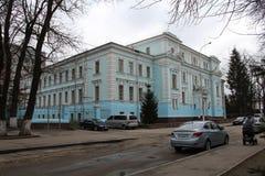 Universidade Aggro-ecológica de Zhytomyr Foto de Stock Royalty Free