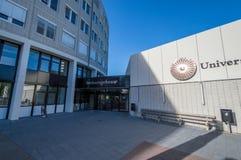 Universidade Bestuursgebouw Uithof de Utrecht Fotografia de Stock Royalty Free