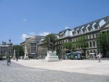Universidade Bucareste quadrada fotografia de stock royalty free