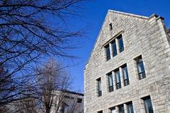 A universidade das mulheres de Ewha Imagens de Stock