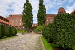 Universidade de Éstocolmo imagens de stock royalty free