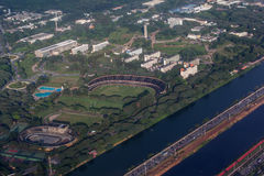 Universidade de Сан-Паулу Бразилия Стоковая Фотография RF