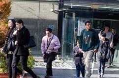 Universidade de Auckland foto de stock royalty free