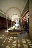 Universidade de Brigham Young - centro de Jerusalem Fotografia de Stock