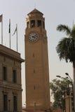 Universidade de Cairo imagem de stock