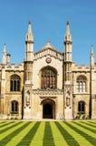 Universidade de Cambridge Imagens de Stock