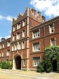 Universidade de Cambridge da faculdade de Jesus Fotos de Stock
