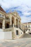 Universidade de Coimbra Fotografia de Stock Royalty Free