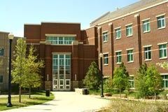Universidade de Colorado do norte Imagem de Stock