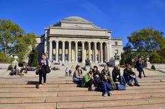 Universidade de Columbia Fotografia de Stock Royalty Free