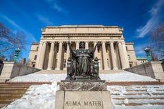 Universidade de Columbia imagens de stock
