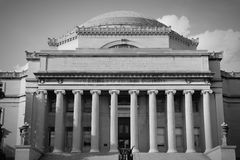 Universidade de Columbia, NY foto de stock