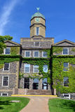 Universidade de Dalhousie em Halifax, Nova Scotia foto de stock royalty free