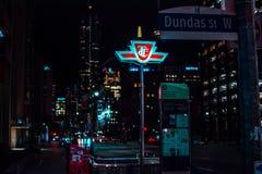 Universidade de Dundas imagens de stock royalty free