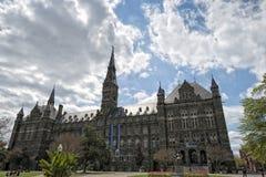 Universidade de Georgetown no Washington DC Imagens de Stock Royalty Free