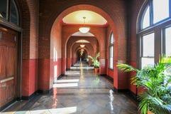 Universidade de Georgetown - Washington, C.C. Fotos de Stock Royalty Free