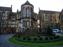 Universidade de Glasgow Imagens de Stock Royalty Free