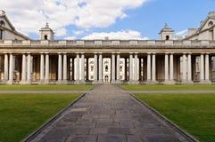 A universidade de Greenwich Imagens de Stock Royalty Free