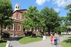 Universidade de Harvard Imagens de Stock Royalty Free