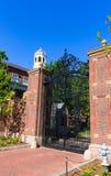 Universidade de Harvard em Cambridge Massachusetts Fotos de Stock Royalty Free