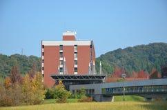 Universidade de Kanazawa, terreno de Kakuma, Japão Imagens de Stock Royalty Free