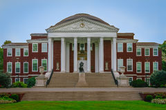 Universidade de Louisville foto de stock royalty free