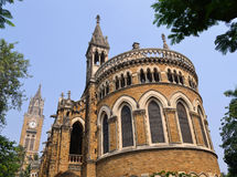 Universidade de Mumbai, India imagens de stock royalty free