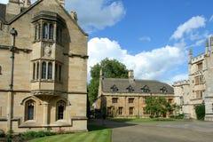 Universidade de Oxford Foto de Stock Royalty Free