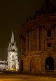 Universidade de Oxford Imagens de Stock