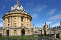 Universidade de Oxford imagem de stock royalty free
