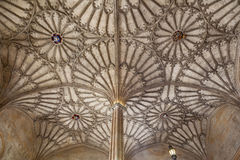 Universidade de Oxford Inglaterra da igreja de Cristo Fotografia de Stock Royalty Free