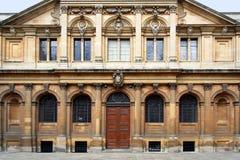 Universidade de Oxford, teatro de Sheldonian foto de stock