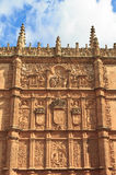 Universidade de Salamanca Fotografia de Stock Royalty Free